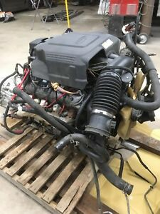 6 0 Ls Engine And Auto Trans Complete Setup 2 Wd Silverado Sierra