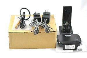 Panasonic Kx tgp600 Sip Dect Cordless Phone System 1 Voip Handsets Tgp600 Tpa60