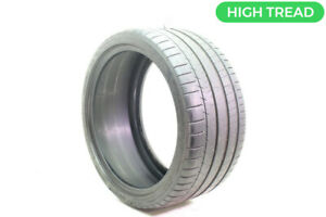 Used 285 30zr20 Michelin Pilot Super Sport Zp 95y 8 32