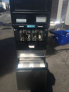 2000 Taylor 346n Carbonated Slushie Frozen Drink Machine 3ph Water Fully Working