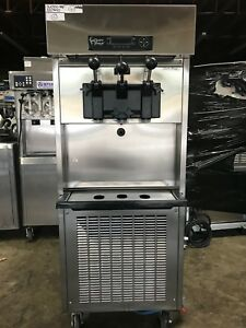 2013 Electrofreeze Slx400 Soft Serve Ice Cream Frozen Yogurt Machine 1ph Water