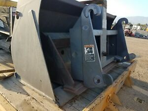 Volvo Wheel Loader Bucket Brand New Excellent Condition