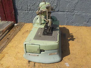 Industrial Sewing Machine Reece S2 Button Hole tacker