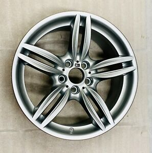 Bmw 640i 650i M6 19 Factory Oem Rim Wheel Rear 71418 7842653