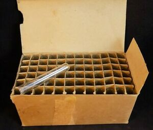 Glass Culture Tubes 12 X 75mm Glass Test Tubes By Exax Stock Number 45060