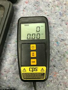 Cps Cc220 Compute a charge 220 Lb Refrigerant Scale