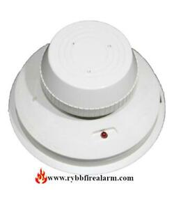 System Sensor 1424 4 wire Ion Smoke Detector Free Ship The Same Business Day