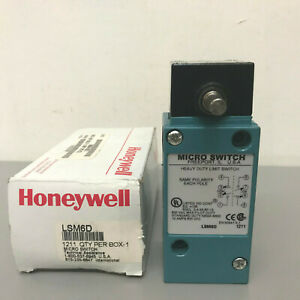 New Honeywell Micro Switch Lsm6d Limit Switch