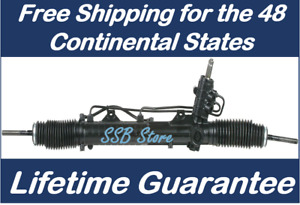 202 Power Steering Rack And Pinion Bmw X5 2000 2006 Without Servotronic