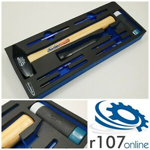 Blue Point Percussion Tool Set Hammers Punches As Sold By Snap On