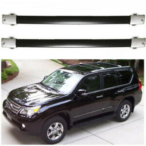 For 10 18 Lexus Gx460 Oe Style Roof Rack Cross Bar Luggage Carrier Aluminum