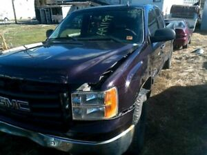 Driver Front Seat Bucket And Bench Cloth Fits 07 09 Sierra 1500 Pickup 79566