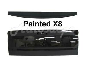 Painted X8 Black Tailgate With Spoiler For Dodge Ram Single Rear Wheel 2009 2018
