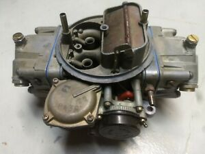 Holley 4118 725 Cfm 4 Barrel 1968 Ford Shelby Mustang 289 302 427 Rebuilt