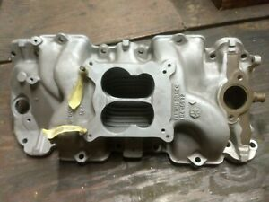 Chevy Gm Big Block Intake Manifold 6269318