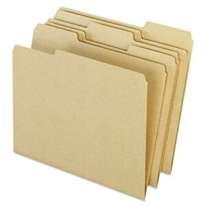 Ess04342 Pendaflex Recycled Paper File Folders