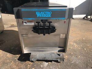 Electrofreeze Cs2 Soft Serve Ice Cream Frozen Yogurt Machine Warranty