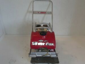 Plate Compactor Tamper Toro stone Silver Fox Honda Power Runs Great Low Hours