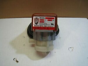 March Magnetic Drive Pump 1a md 2