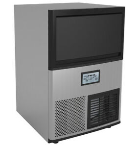 Commercial Undercounter 85 Lb Ice Maker Machine Nsf