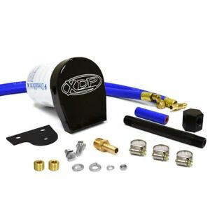 Xdp Coolant Filtration Filter System For 2011 2016 Ford 6 7l Powerstroke Diesel