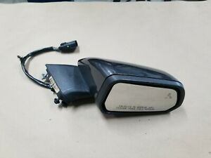 2015 2016 2017 Ford Mustang Gt Lh Driver Side Mirror Metallic oem Blind Spot