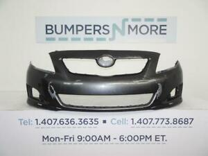 Oem 2009 2010 Toyota Corolla S Xrs Front Bumper Cover