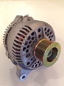 High Output Alternator Ford F Series Sound System Snow Plow 4 6l 5 4l 200 Amp