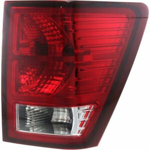 New Depo Tail Light Passenger Side For 2007 2010 Jeep Grand Cherokee Ch2801172