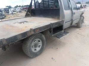 03 09 Chevy Silverado 1500 2500 3500 Used Utility Flat Bed Box Short Bed 6 6
