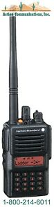 New Vertex standard Vx 829 Uhf 400 470 Mhz 5 Watt 512 Channel Two Way Radio