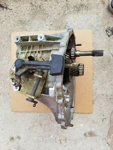 Ford Focus Mtx 5 Speed Manual Gearbox Assembly