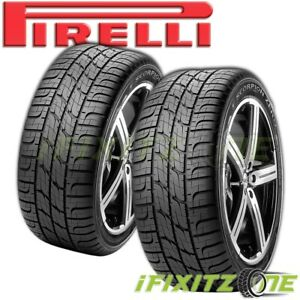 2 New Pirelli Scorpion Zero 255 60r18 112v Xl Tires