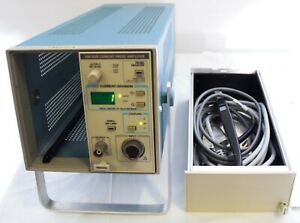 Tektronix Tm502a With Am503b Probe Amplifier And A6302 Probe