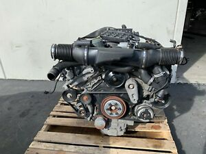 Jaguar Xj Xjl Xf 10 14 Complete 5 0 Engine Motor Tested See Video Oem 91k