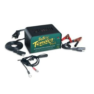 Battery Tender Plus 12v 1 25a Automatic Battery Charger Frozen Winter Sale
