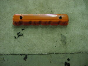 62 74 Chevy 6 Cylinder 230 250 292 Valve Cover And Mounting Bolts