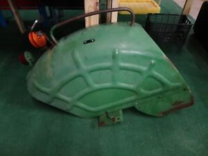 Ch11962 Left Hand Fender Assy Removed From 1979 John Deere 950 Tractor