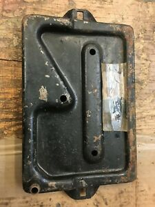 Dodge Nos Wwii Wc 51 52 54 62 63 6v Battery Tray G 502 G 507