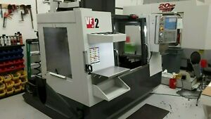 Haas Vf 2 Cnc Vertical Machining Center low Hours In Excellent Shape