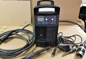 Hypertherm Powermax 65 Plasma Cutter 25 Machine Torch Used Only Once V