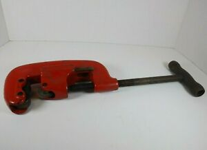 Reed Mfg Co 1 8 2 Pipe Cutter Made In Usa