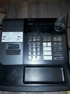 Casio Pcr t280 Electronic Cash Register
