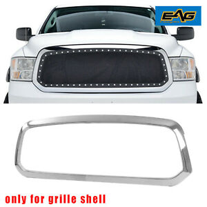 2013 2018 Dodge Ram 1500 Chrome Grille Grill Shell