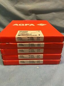 Agfa Drystar Dt2 Mammo Dry Medical Film Pack 100 Nif 25 X 30 2015 06 Lot Of 5