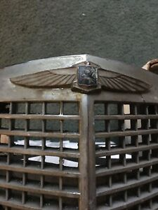 1938 Cadillac Lasalle Grille