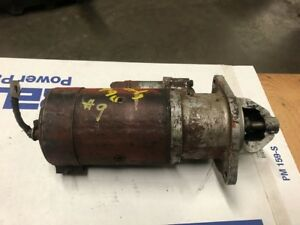 Case David Brown Early Model 990 Tractor Starter Take Off Part