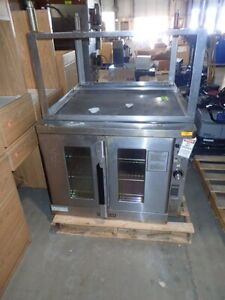 Hobart Cn91 42 Double Door Electric Commercial Stainless Steel Convection Oven