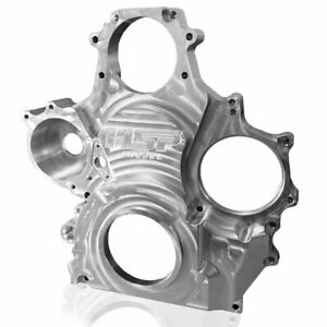 Hsp Billet Front Engine Cover For 01 16 6 6l Lb7 Lly Lbz Lmm Lml Duramax Diesel