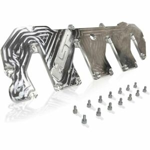 Hsp Billet Valve Covers For 2004 5 2010 Gmc Chevrolet Lly Lbz Lmm Duramax Diesel